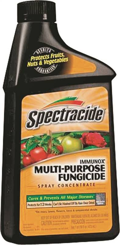 Spectracide Hg 51000 Concentrate Fungicide 1 3 Gal