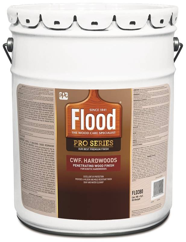 Cwf Fld380 05 Oil Based Wood Finish 5 Gal Container 200
