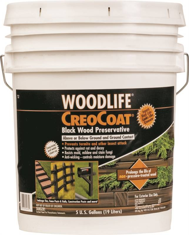 Wolman creocoat woodlife water based wood preservative 5 - Cedar wood preservative exterior ...