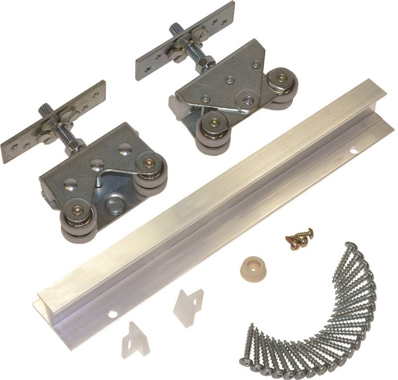 Johnson Hardware 200721dr Pocket Door Hardware Set For