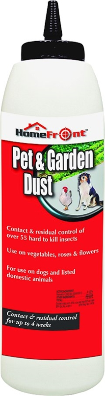 Bonide 10784 Pet And Garden Dust Insect Killer 1 Lb Can