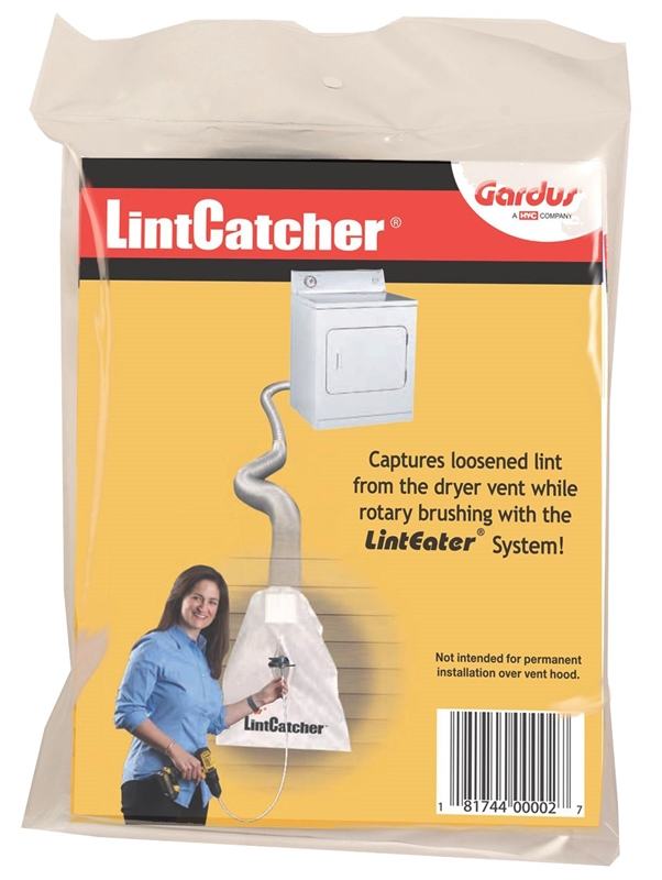 Gardus Linteater R4203613 Rotary Dryer Vent Cleaning System