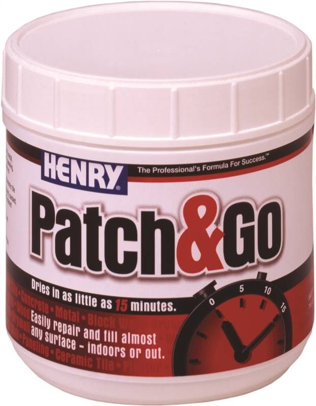 Floor Patching Compound : Henry pngrep floor patching compound lb tub white