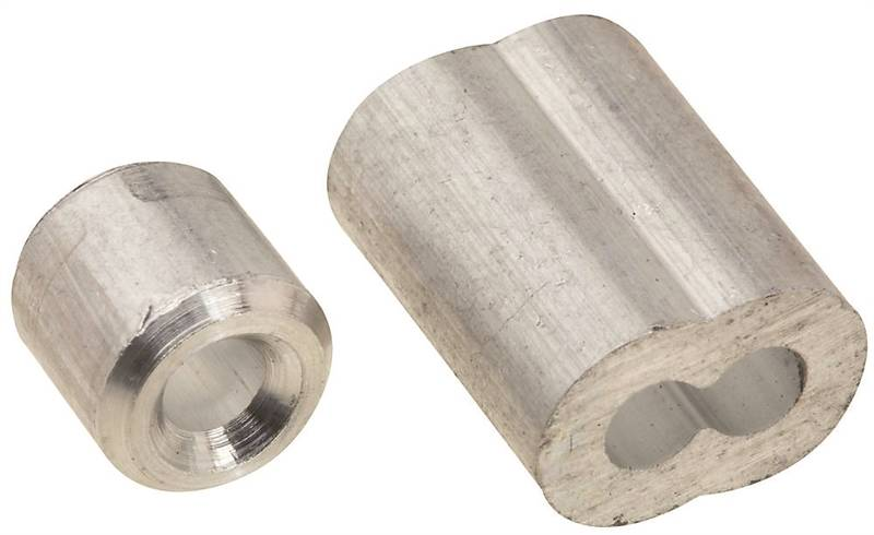 National hardware n ferrule and stop in