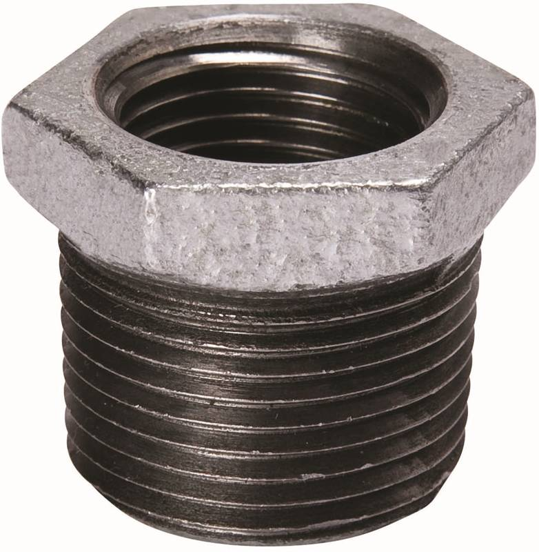 B k bc pipe reducing hexagonal bushing in