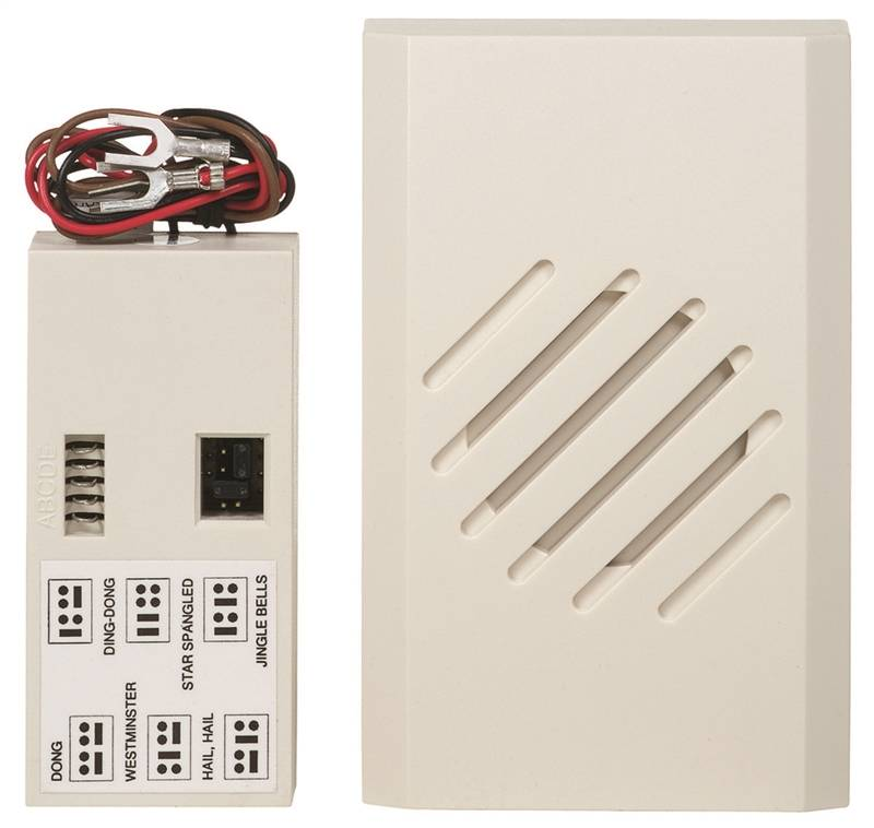 Superbe Carlon Extend A Chime RC3030D Plug In Cordless Door Chime