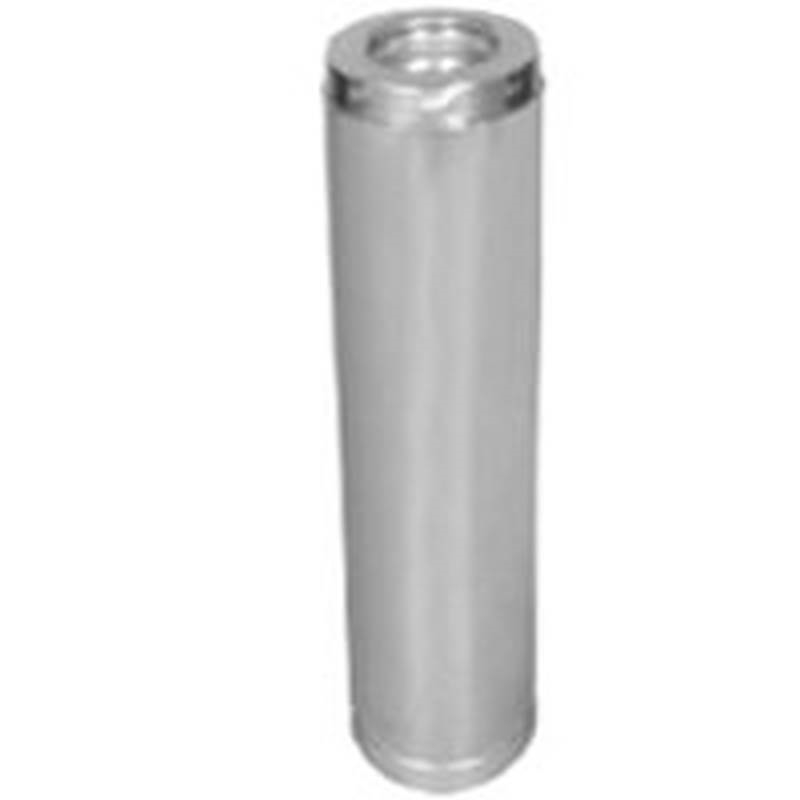 Supervent jm s twist lock insulated chimney pipe in