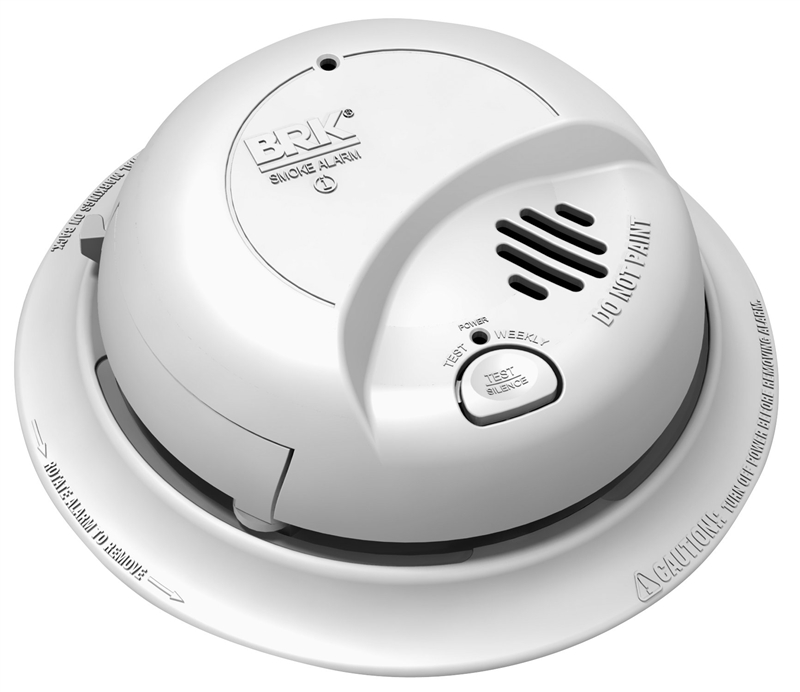 first alert 9120b hardwired wired smoke alarm 120 vac. Black Bedroom Furniture Sets. Home Design Ideas