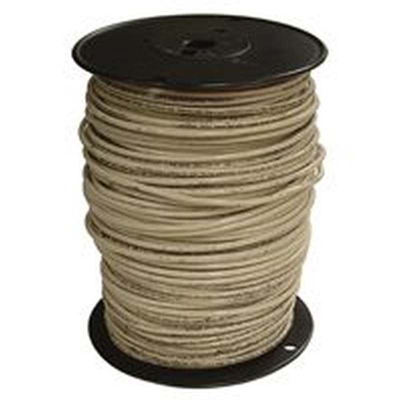 Southwire 10wht Solx500 Solid Single Building Wire 10 Awg