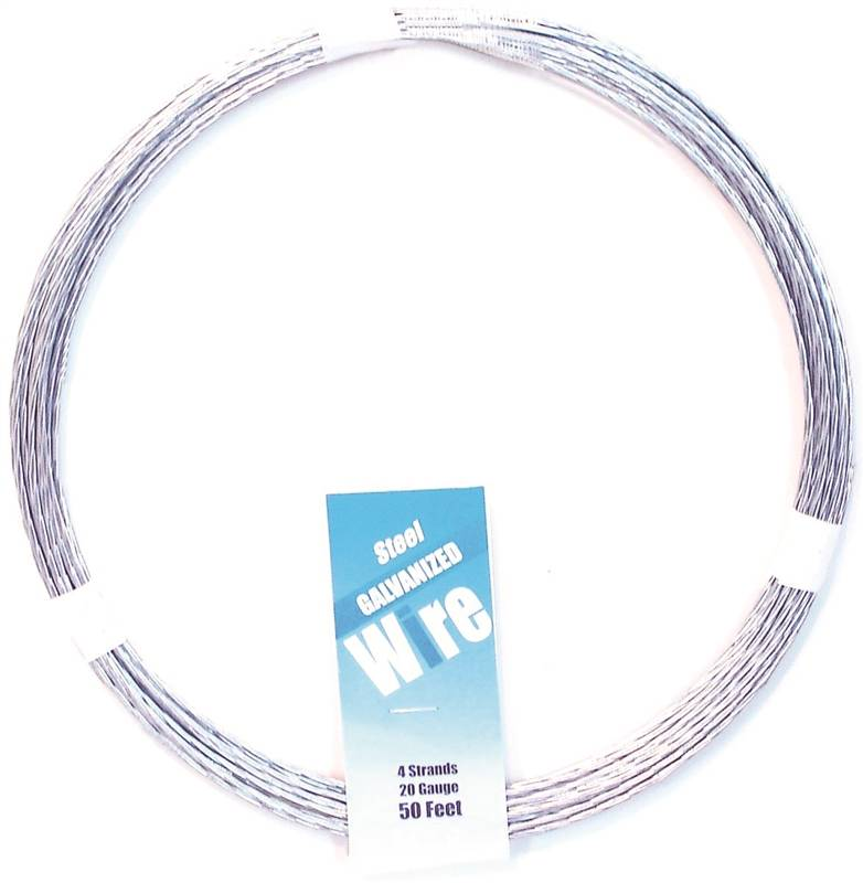 Midwest 11270 Stranded Guy Wire 50 Ft L