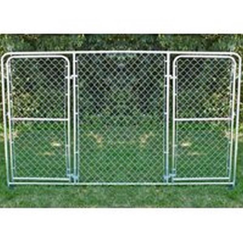 Large Two Dog Kennel