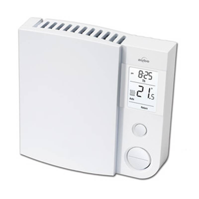 Honeywell th104plus u programmable thermostat with triac deg f 1 deg f differential for Th 450 termostato