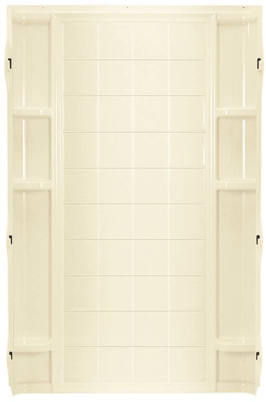 Saw Back Wall : Sterling ensemble tile surface shower back wall