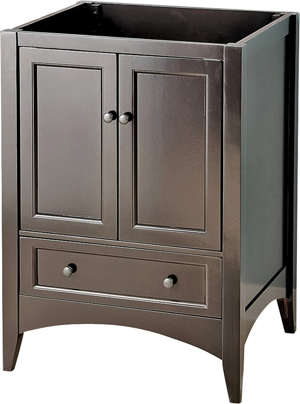Foremost Berkshire Beca2421d Contemporary Bathroom Vanity 24 In W X 21 3 4 In D X 34 In H X 1 2 Int