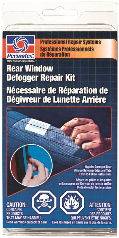 permatex windshield repair kit instructions