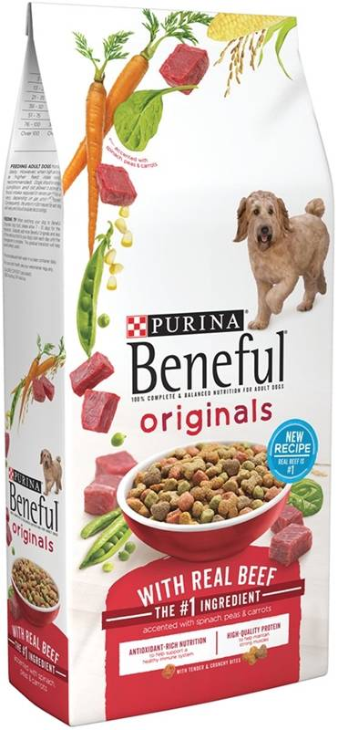 Nestle Purina 1780013485 Beneful Beef Dog Food 3 5 Lb