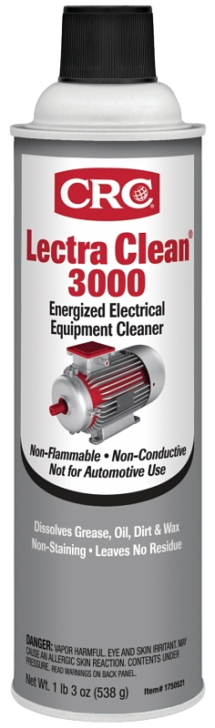 00008 CLEANER ELECTRONC 19OZ