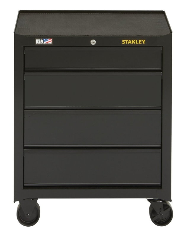 31201 TOOL CABINET 4 DRAWER BLK 26IN