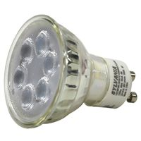 LED 6W PAR16 3000K GU10 FLOOD
