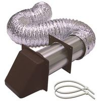 Lambro 1365B Preferred Hood Dryer Vent Kit