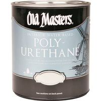 Old Masters 75501 Interior Polyurethane
