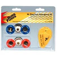Bussmann SL-EK Emergency SL Rejection Base Plug Fuse Kit