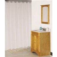 Homebasix XG-02-FS Shower Curtains