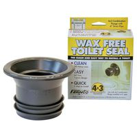 Fernco FTS-4CF Wax Free Toilet Seal