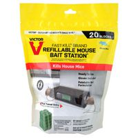 STATION BAIT MOUSE REFILL 20CT