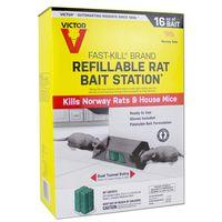 STATION BAIT RAT REFILL 8CT