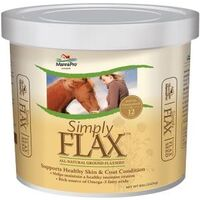 SUPPLEMENT 8LB SIMPLY FLAX