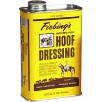 HOOF DRESSING 32OZ W/APP 6CS