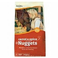 CARROT & SPICE NUGGETS 1LB
