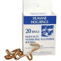 HUMANE&HOLD EM HOG RING