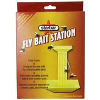 FLY BAIT STATION F/SCATTER
