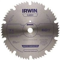 Irwin 11240 Combination Circular Saw Blade
