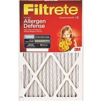 Filtrete 9820DC-6 Micro Allergen Pleated Air Filter