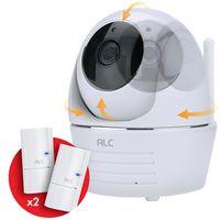 SECURTY SYS PAN/TILT CAM 1080P