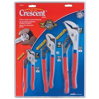 Crescent R200SET3 Self-Locking Tongue and Groove Plier Set