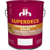 Superdeck DPI019065-20 Transparent Wood Stain