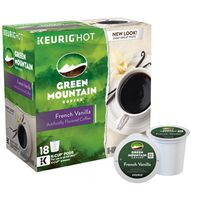 KCUP FRENCH VANILLA MED 18CT