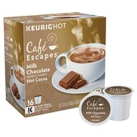 K-CUP MILK CHOCOLATE BOX 16CT