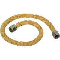 Brass Craft CSSTNN-34N Gas Appliance Connectors