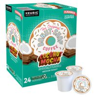 COFFEE POD COCONUT MOCHA MED