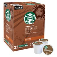 COFFEE POD BREAKFAST BLEND MED