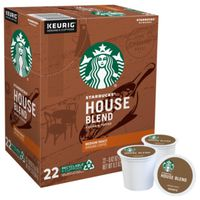COFFEE POD HOUSE BLEND MEDIUM