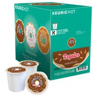 COFFEE POD REGULAR MED ROAST