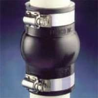 Fernco XJ-3 Flexible Pipe Expansion Joint Coupling