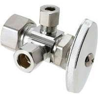 BrassCraft CR1900RX C1 Dual Outlet Stop Valve