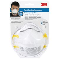 3M Tekk Protection 8210PA1-A/8654 Sanding/Fiberglass Respirator